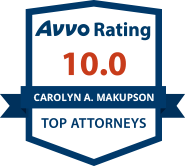 Avvo 10.0 Rating - Carolyn