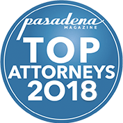 2018 Top 3 Lawyers in Pasadena